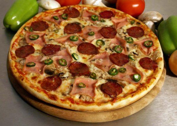 Pizza Al Pacino