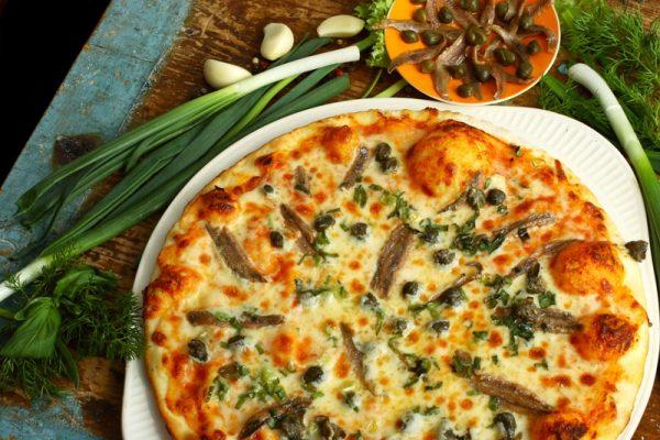 Pizza Sardinela